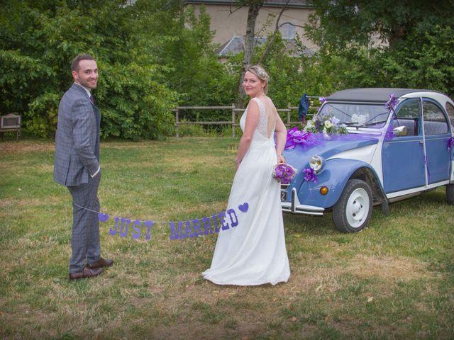 Le mariage de Matthieu et Charlene à Orges, Haute-Marne 8