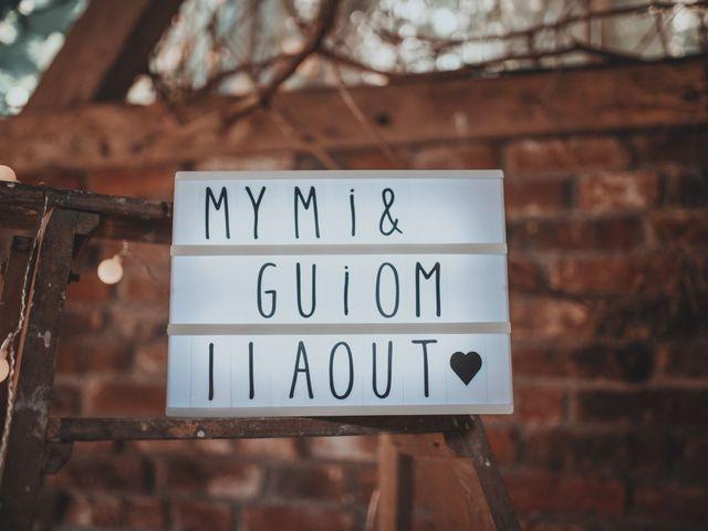 Le mariage de Guillaume et Myriam à Amiens, Somme 35