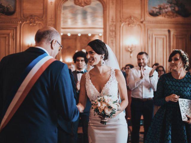 Le mariage de Guillaume et Myriam à Amiens, Somme 26