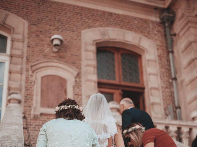 Le mariage de Guillaume et Myriam à Amiens, Somme 4