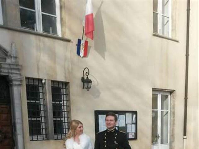 Le mariage de Alina et Mikhail à Montbonnot-Saint-Martin, Isère 2