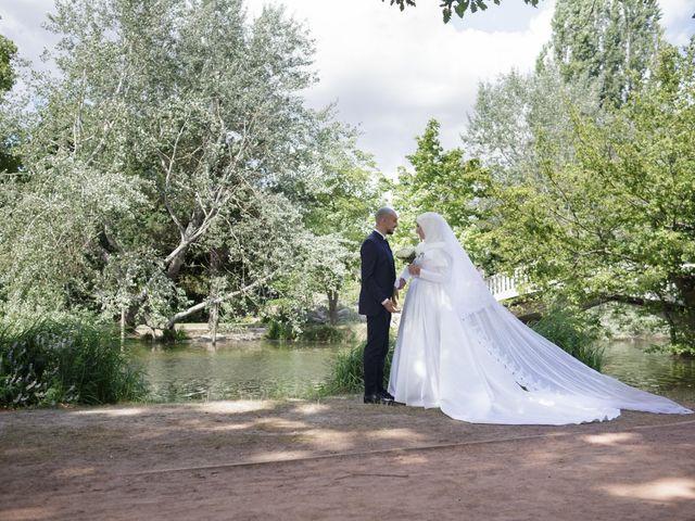 Le mariage de Yasmine et Hatim