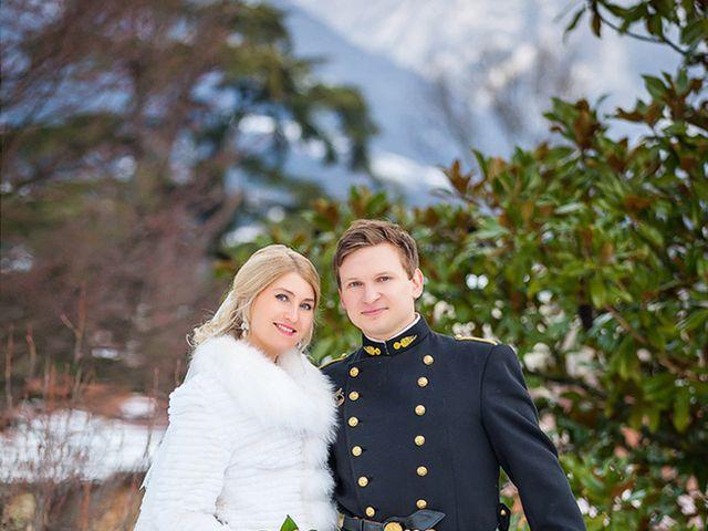 Le mariage de Alina et Mikhail à Montbonnot-Saint-Martin, Isère 10
