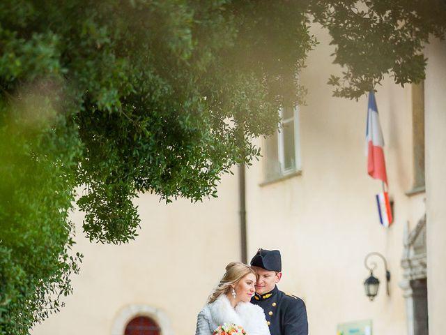 Le mariage de Alina et Mikhail à Montbonnot-Saint-Martin, Isère 1