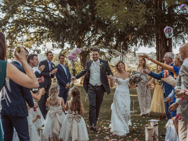 Le mariage de Virginie et Mikael