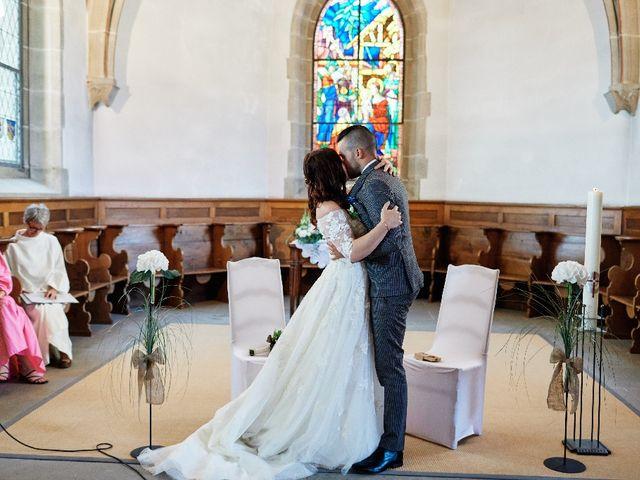 Le mariage de Dorian et Maeva à Morat, Fribourg 4
