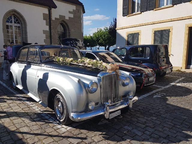 Le mariage de Dorian et Maeva à Morat, Fribourg 6