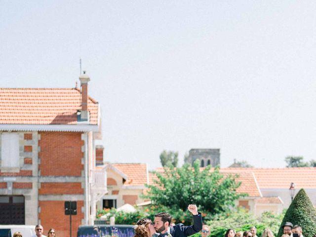 Le mariage de Jérome et Elise à Soulac-sur-Mer, Gironde 5