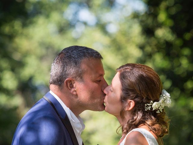 Le mariage de Florence  et Cédric  à Cambes, Gironde 5