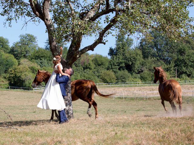 Le mariage de Florence  et Cédric  à Cambes, Gironde 2