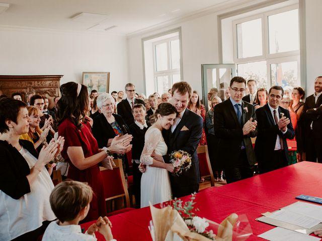 Le mariage de François et Nathalie à Coutances, Manche 33