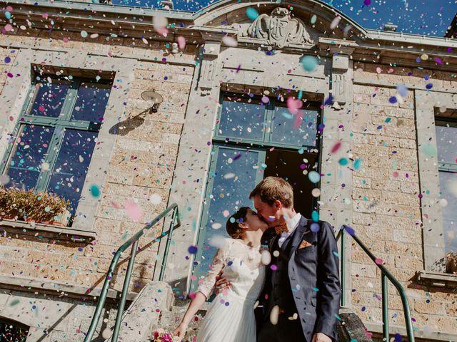 Le mariage de François et Nathalie à Coutances, Manche 34
