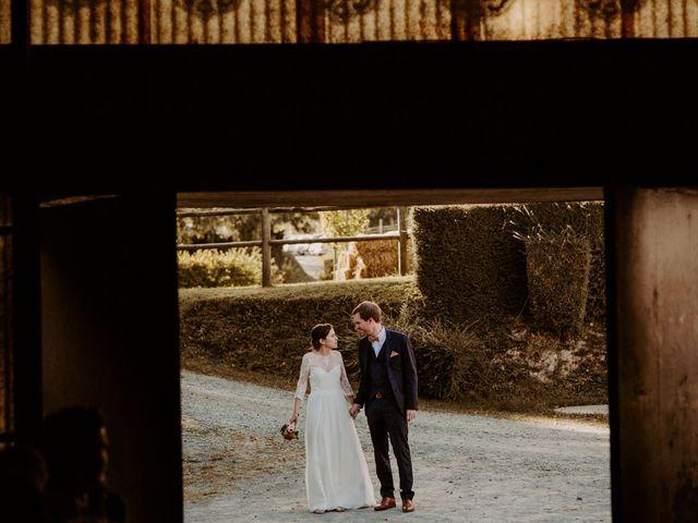 Le mariage de François et Nathalie à Coutances, Manche 40