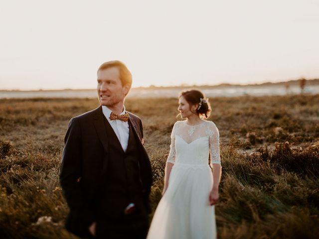 Le mariage de Nathalie et François