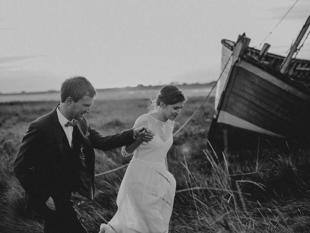 Le mariage de François et Nathalie à Coutances, Manche 65