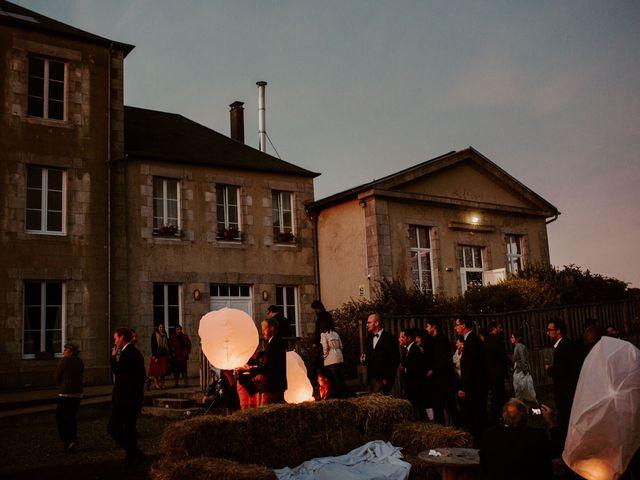 Le mariage de François et Nathalie à Coutances, Manche 70