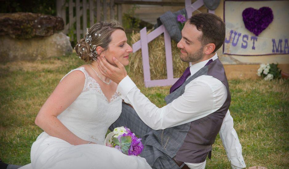 Le mariage de Matthieu et Charlene à Orges, Haute-Marne