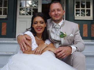 Le mariage de Claudia et Vincent