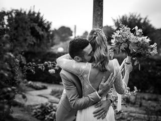 Le mariage de Sarah et Nicolas