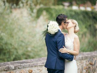 Le mariage de Jill et Rodolphe