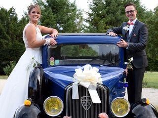 Le mariage de Laura et William