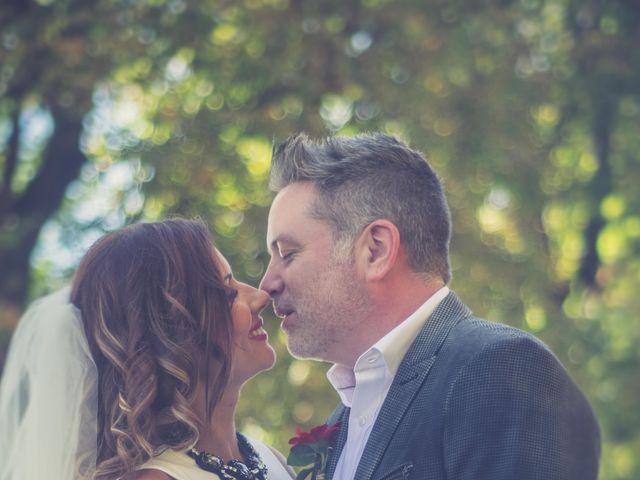 Le mariage de Aaron et Wendy à Paris, Paris 5