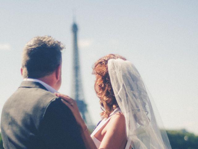 Le mariage de Aaron et Wendy à Paris, Paris 6