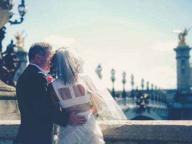 Le mariage de Aaron et Wendy à Paris, Paris 2