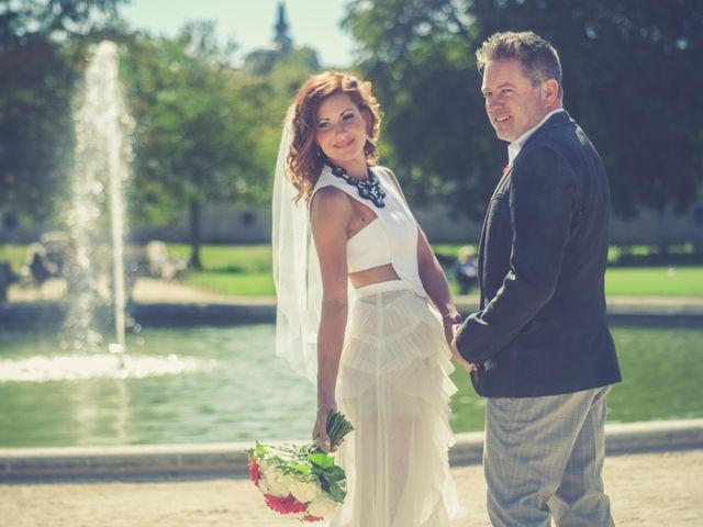 Le mariage de Aaron et Wendy à Paris, Paris 7