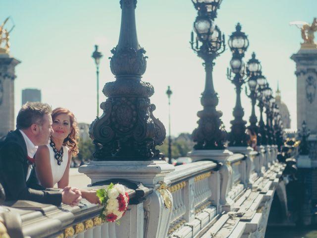 Le mariage de Aaron et Wendy à Paris, Paris 9