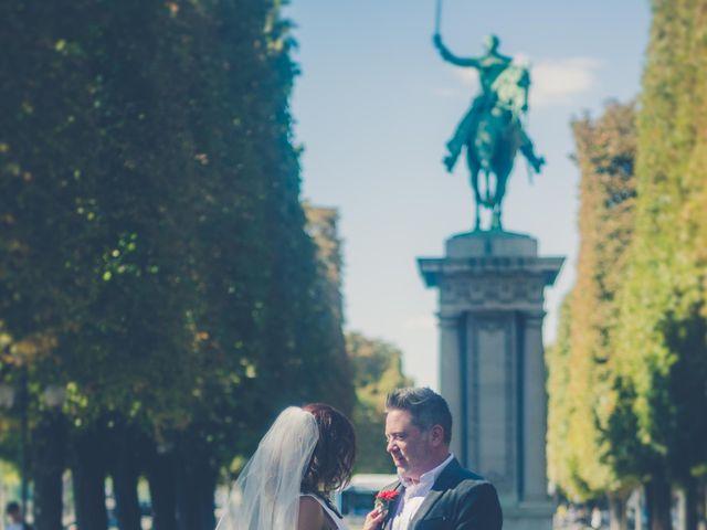 Le mariage de Aaron et Wendy à Paris, Paris 12