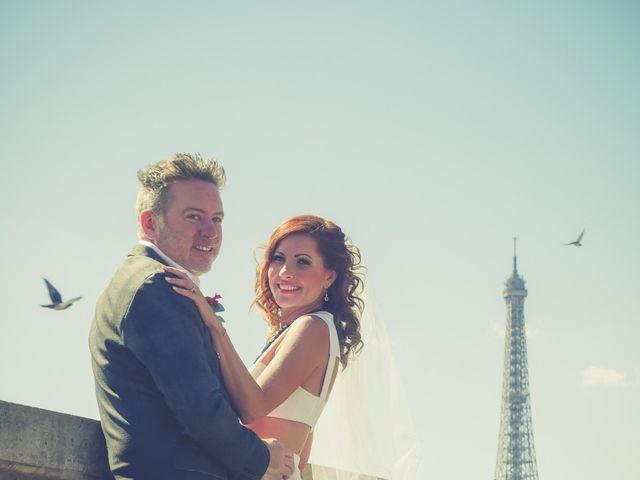 Le mariage de Aaron et Wendy à Paris, Paris 13