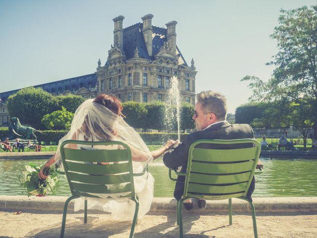 Le mariage de Aaron et Wendy à Paris, Paris 14