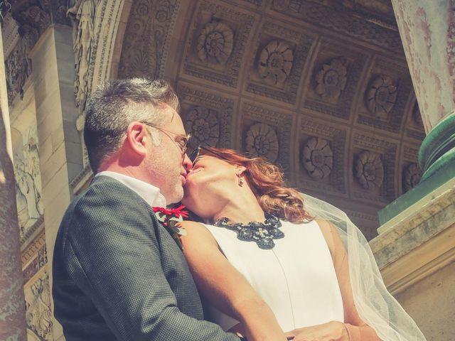 Le mariage de Aaron et Wendy à Paris, Paris 15