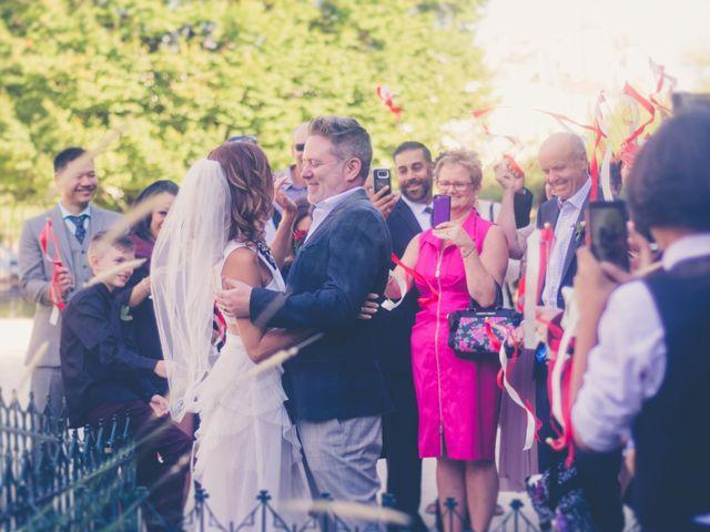 Le mariage de Aaron et Wendy à Paris, Paris 29