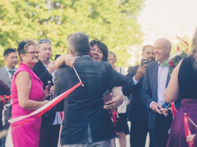 Le mariage de Aaron et Wendy à Paris, Paris 31
