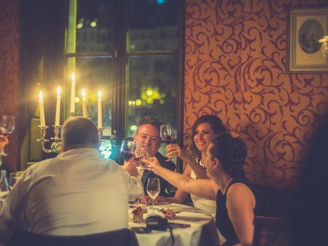 Le mariage de Aaron et Wendy à Paris, Paris 49