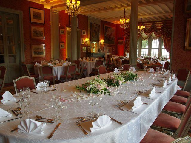 Le mariage de Vincent et Claudia à Deauville, Calvados 5