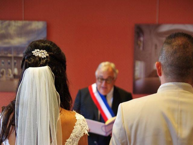 Le mariage de Vincent et Claudia à Deauville, Calvados 14