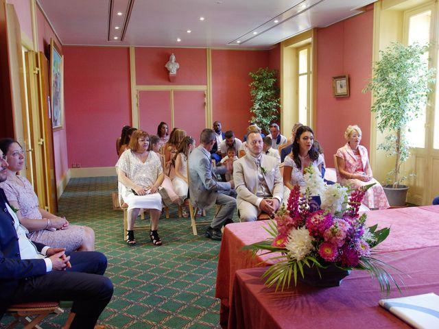 Le mariage de Vincent et Claudia à Deauville, Calvados 15