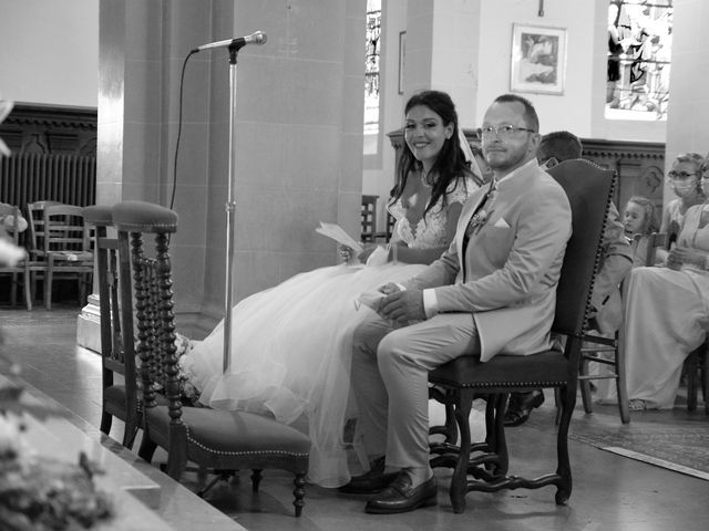 Le mariage de Vincent et Claudia à Deauville, Calvados 19