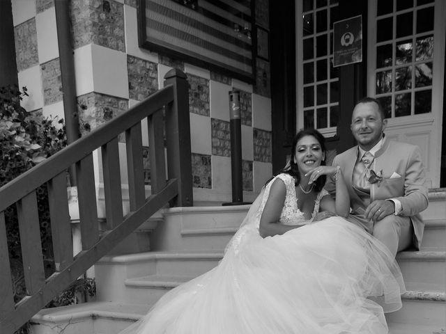 Le mariage de Vincent et Claudia à Deauville, Calvados 26