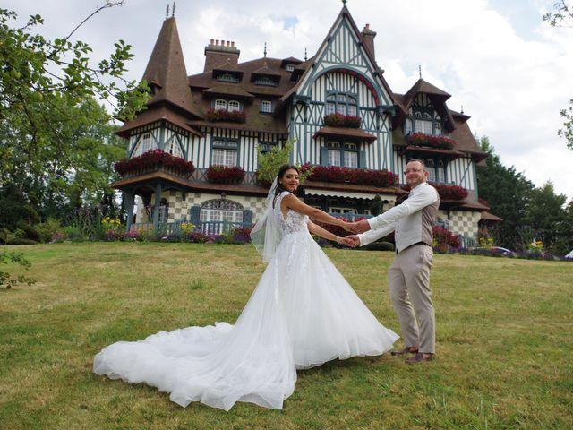 Le mariage de Vincent et Claudia à Deauville, Calvados 31