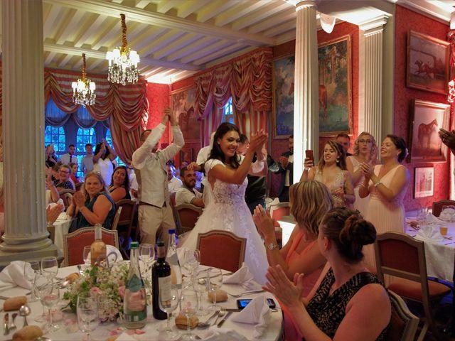 Le mariage de Vincent et Claudia à Deauville, Calvados 36
