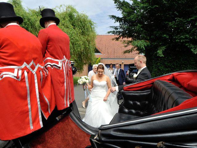 Le mariage de Romain et Gaëlle à Carvin, Pas-de-Calais 11