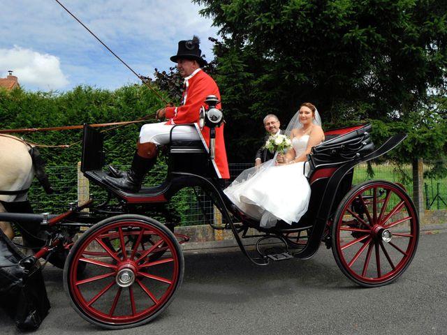 Le mariage de Romain et Gaëlle à Carvin, Pas-de-Calais 13