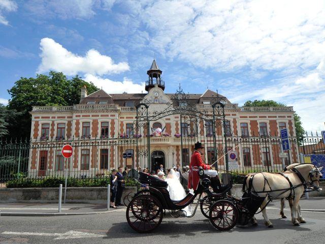 Le mariage de Romain et Gaëlle à Carvin, Pas-de-Calais 14
