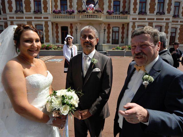 Le mariage de Romain et Gaëlle à Carvin, Pas-de-Calais 15