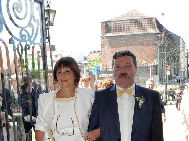 Le mariage de Romain et Gaëlle à Carvin, Pas-de-Calais 17