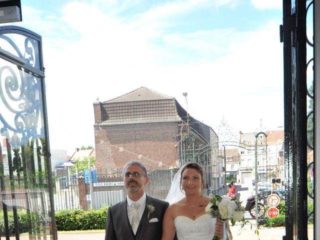 Le mariage de Romain et Gaëlle à Carvin, Pas-de-Calais 18